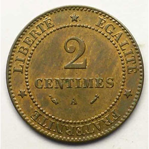 1883 A  (Paris)    SUP/FDC