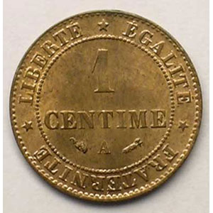 1884 A  (Paris)    FDC