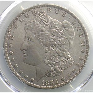 1884 O  (New-Orleans)    PCGS-MS65    FDC