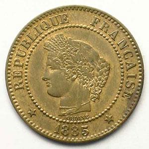 1885 A grand  (Paris)    TTB+