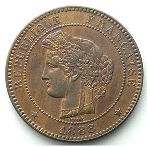 1888 A  (Paris)    TTB+/SUP