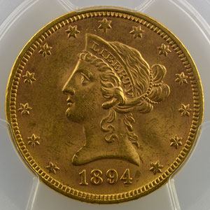 1894    PCGS-MS61    SUP/FDC