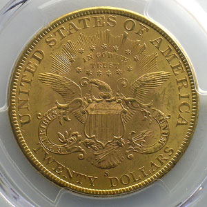 1894-S  (San Francisco)   PCGS-MS61    SUP+