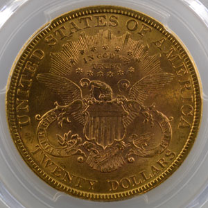 1895    PCGS-MS62    SUP/FDC