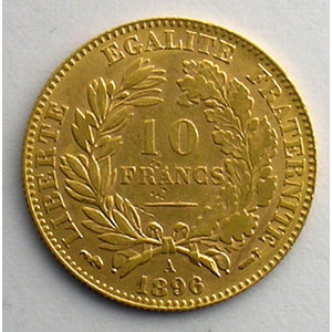 1896 A  (Paris)    TTB+