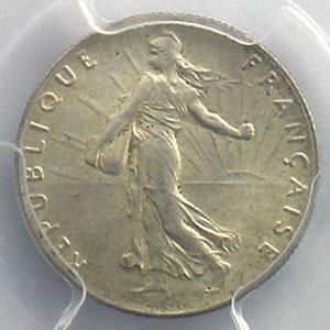 1898    PCGS-MS64    pr.FDC