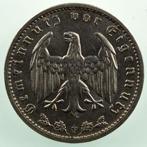 1936 F  (Stuttgart)    TTB/TTB+