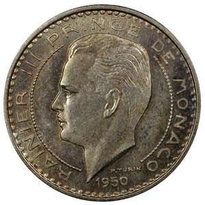 1950 Essai en argent    PCGS-SP66    FDC