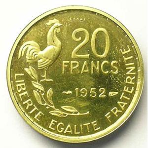 1952 Piéfort Essai    FDC