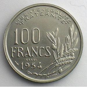 1954 Essai    SUP/FDC