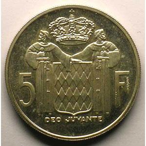 1960 Essai en argent    SUP