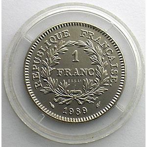 1989 Essai    FDC