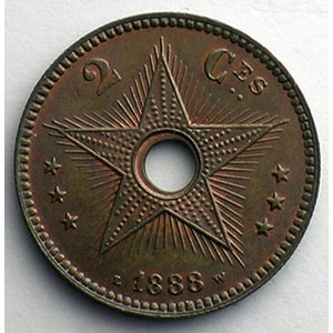 2 Cent.   1888    SUP/FDC