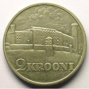 2 Krooni   1930    TTB+/SUP