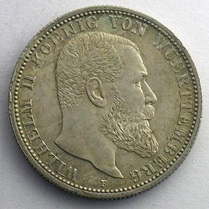2 Mark   1908 F    SUP