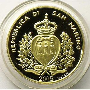 2 Scudi   2005   Rotary International    BE
