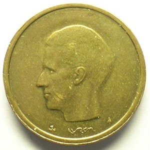 20 Francs   1981  FL   coins tournés 30°    TTB+