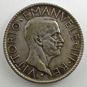 20 Lire   1927  VI R  (Roma)    TTB