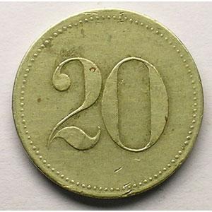 20 (Rappen)   Ma,R,   20 mm   TTB