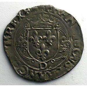 24 février 1540   D (Lyon)    TTB