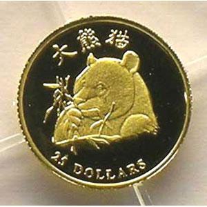 25 Dollars   2003   Panda    BE