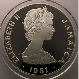 25 Dollars   Mariage du Prince Charles et de Lady Diana Spencer   1981    BE