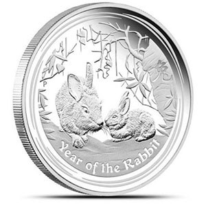 30 Dollars   Année du Lapin/ Year of the rabbit   2011    BE