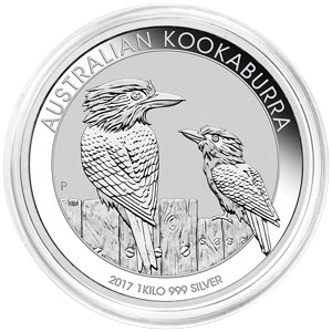 30 Dollars   Kookaburra   2017    BE