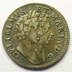 4 Pence   1689    TB+