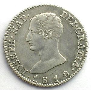 4 Réales   1810 M  Madrid    TTB
