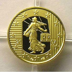 5 €   2007   5° anniversaire de l'Euro    BE