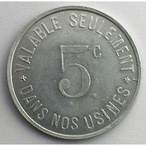 5 c   Al, R   26mm    SUP