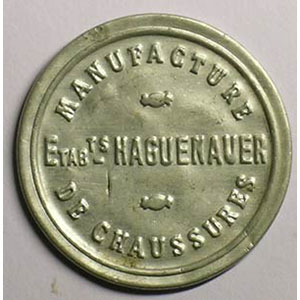 5 Cent vert/grenat    TB+/TTB