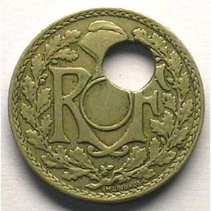 5 Centimes 1938    TB+/TTB