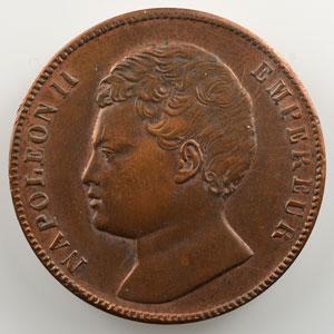 5 Centimes   Napoléon II    1816 Essai    TTB+