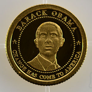 5 Dollars   2009   Barack Obama    BE