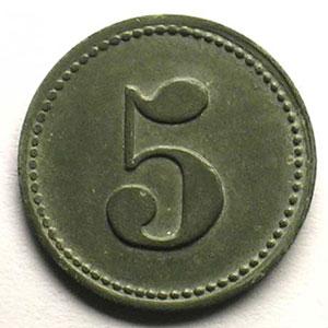 5 (Pf)   Zn, R   18mm    TTB+