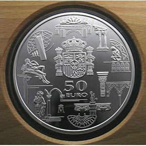 50 €   2003   1er anniversaire de l'Euro    BE