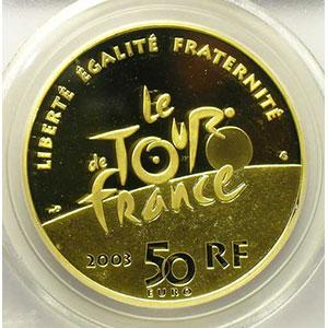 50 Euro   2003   PCGS-PR68DCAM    BE