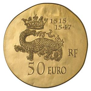 50 euro   François I   2013    BE