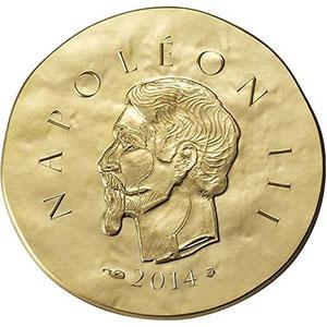 50 euro   Napoléon III   2014    BE