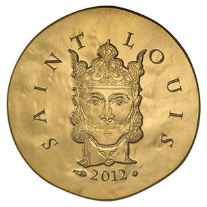 50 euro   Saint-Louis   2012    BE