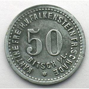 50 (Pf)   ZnNi, R   20,5mm    TTB