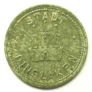 50 Pfennig   1917    TTB+