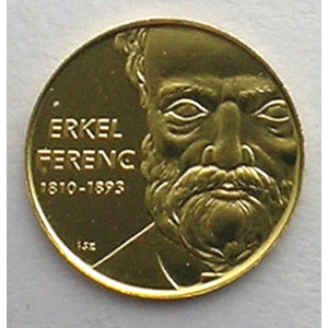 5000 Forint   Erkel Ferenc   2010    SUP/FDC