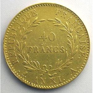 AN XI A  (Paris)    TTB/TTB+