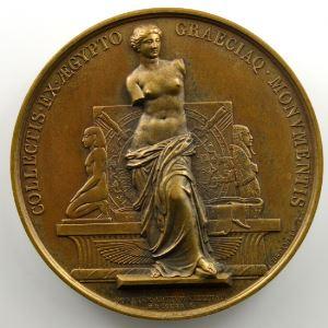 Andrieu/Depaulis   Bronze   51mm   1822   La Vénus de Milo    FDC
