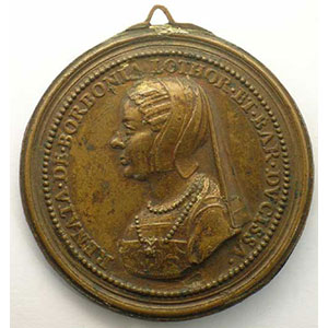 Antoine   fonte ancienne en bronze   47 mm    TTB