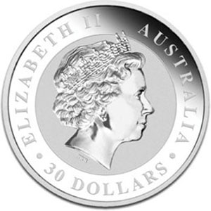 AUSTRALIE   30 Dollars   Koala   2013    FDC