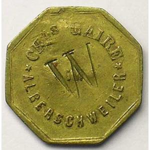 Bon Pour Un Ridicule   Lt, 8   17,6 mm   TTB+  (contr. W)